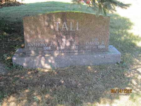 EWING TALL, LENA B - Franklin County, Ohio   LENA B EWING TALL - Ohio Gravestone Photos