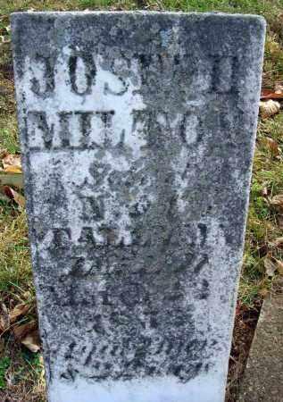 TALLMAN, JOSEPH MILTON - Franklin County, Ohio   JOSEPH MILTON TALLMAN - Ohio Gravestone Photos