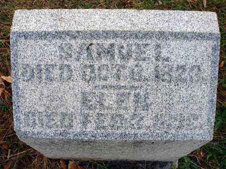 TALLMAN?, SAMUEL - Franklin County, Ohio | SAMUEL TALLMAN? - Ohio Gravestone Photos