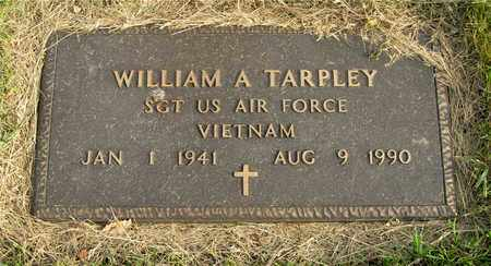 TARPLEY, WILLIAM A. - Franklin County, Ohio | WILLIAM A. TARPLEY - Ohio Gravestone Photos