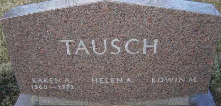 TAUSCH, KAREN A - Franklin County, Ohio | KAREN A TAUSCH - Ohio Gravestone Photos