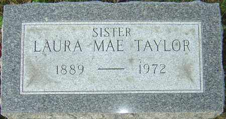 TAYLOR, LAURA MAE - Franklin County, Ohio | LAURA MAE TAYLOR - Ohio Gravestone Photos