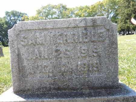 TERRIBLE, SAM - Franklin County, Ohio | SAM TERRIBLE - Ohio Gravestone Photos