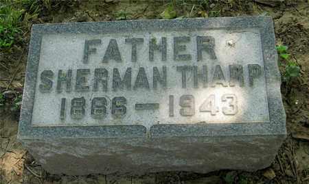 THARP, SHERMAN - Franklin County, Ohio   SHERMAN THARP - Ohio Gravestone Photos