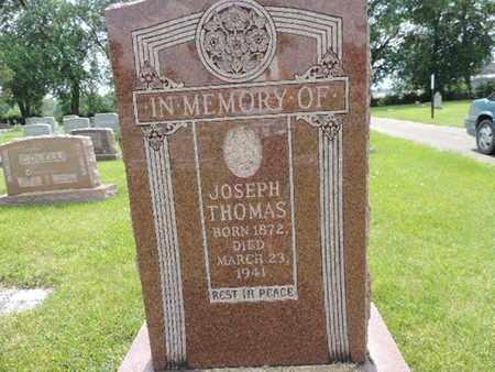 THOMAS, JOSEPH - Franklin County, Ohio | JOSEPH THOMAS - Ohio Gravestone Photos