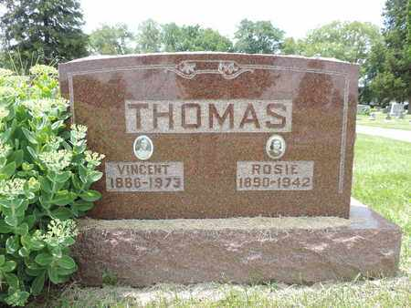 THOMAS, VINCENT - Franklin County, Ohio | VINCENT THOMAS - Ohio Gravestone Photos