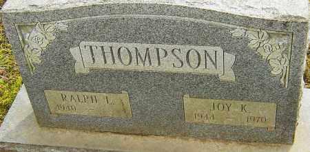 THOMPSON, JOY K - Franklin County, Ohio   JOY K THOMPSON - Ohio Gravestone Photos