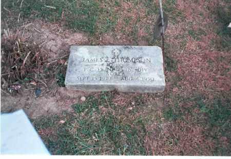 THOMPSON, JAMES E. - Franklin County, Ohio   JAMES E. THOMPSON - Ohio Gravestone Photos