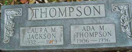 THOMPSON, LAURA MAE - Franklin County, Ohio | LAURA MAE THOMPSON - Ohio Gravestone Photos