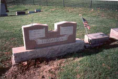 THOMPSON, LEONA - Franklin County, Ohio | LEONA THOMPSON - Ohio Gravestone Photos