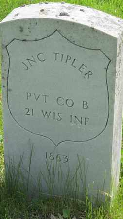 TIPLER, JNC - Franklin County, Ohio | JNC TIPLER - Ohio Gravestone Photos