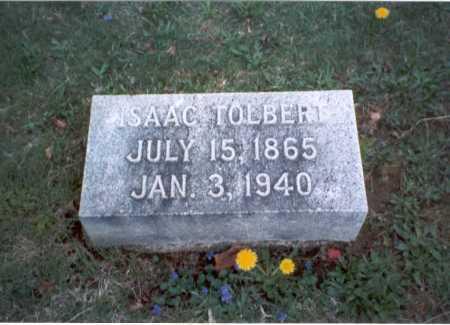 TOLBERT, ISAAC - Franklin County, Ohio   ISAAC TOLBERT - Ohio Gravestone Photos