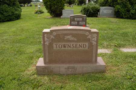 TOWNSEND, HERMAN E. - Franklin County, Ohio | HERMAN E. TOWNSEND - Ohio Gravestone Photos