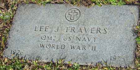 TRAVERS, LEE J - Franklin County, Ohio | LEE J TRAVERS - Ohio Gravestone Photos