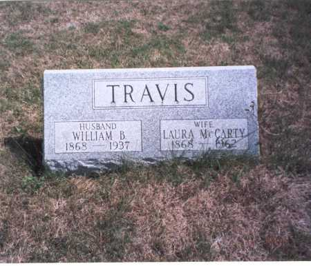 TRAVIS, LAURA - Franklin County, Ohio | LAURA TRAVIS - Ohio Gravestone Photos