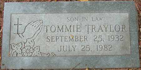 TRAYLOR, TOMMIE - Franklin County, Ohio | TOMMIE TRAYLOR - Ohio Gravestone Photos