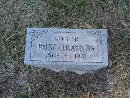 TRAYNOR, ROSE - Franklin County, Ohio | ROSE TRAYNOR - Ohio Gravestone Photos