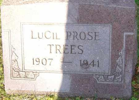 TREES, LUCIL - Franklin County, Ohio | LUCIL TREES - Ohio Gravestone Photos