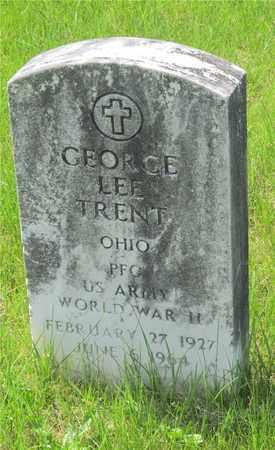TRENT, GEORGE LEE - Franklin County, Ohio | GEORGE LEE TRENT - Ohio Gravestone Photos