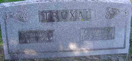 LLOYD TRUXAL, GRACE M - Franklin County, Ohio | GRACE M LLOYD TRUXAL - Ohio Gravestone Photos