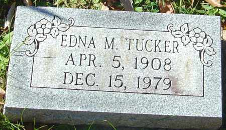 TUCKER, EDNA MAE - Franklin County, Ohio   EDNA MAE TUCKER - Ohio Gravestone Photos