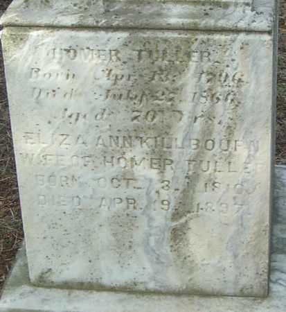 TULLER, ELIZA ANN - Franklin County, Ohio | ELIZA ANN TULLER - Ohio Gravestone Photos
