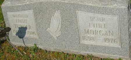 MORGAN, ETHEL - Franklin County, Ohio | ETHEL MORGAN - Ohio Gravestone Photos