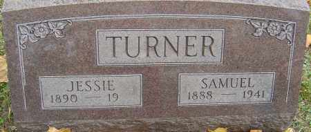 TURNER, JESSIE - Franklin County, Ohio   JESSIE TURNER - Ohio Gravestone Photos