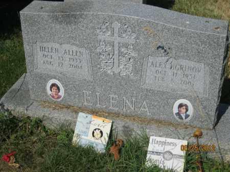 ALLEN, HELEN T - Franklin County, Ohio   HELEN T ALLEN - Ohio Gravestone Photos