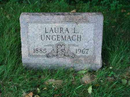 UNGEMACH, LAURA L. - Franklin County, Ohio   LAURA L. UNGEMACH - Ohio Gravestone Photos
