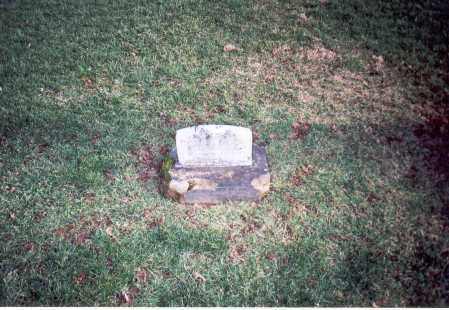 UNKNOWN, GRAVESTONE - Franklin County, Ohio | GRAVESTONE UNKNOWN - Ohio Gravestone Photos