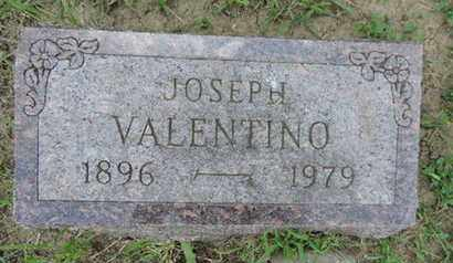 VALENTINO, JOSEPH - Franklin County, Ohio | JOSEPH VALENTINO - Ohio Gravestone Photos