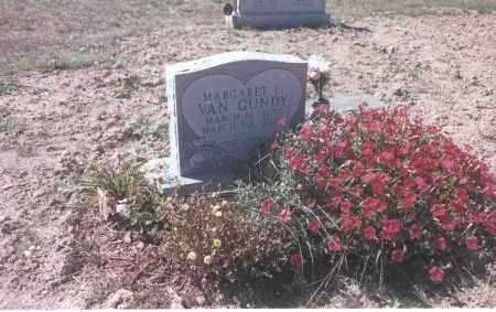 VAN GUNDY, MARGARET L. - Franklin County, Ohio | MARGARET L. VAN GUNDY - Ohio Gravestone Photos