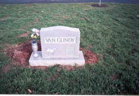 VAN GUNDY, MARGARET L. - Franklin County, Ohio   MARGARET L. VAN GUNDY - Ohio Gravestone Photos
