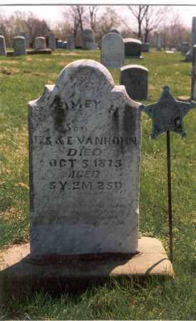 VANHORN, SIMEY H. - Franklin County, Ohio   SIMEY H. VANHORN - Ohio Gravestone Photos