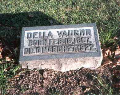 VAUGHN, DELLA - Franklin County, Ohio | DELLA VAUGHN - Ohio Gravestone Photos