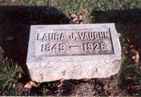 KETCHAM VAUGHN, LAURA J. - Franklin County, Ohio | LAURA J. KETCHAM VAUGHN - Ohio Gravestone Photos