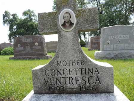 VENTRESCA, CONCETTINA - Franklin County, Ohio | CONCETTINA VENTRESCA - Ohio Gravestone Photos