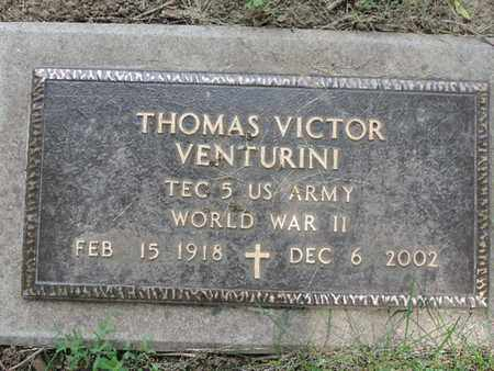 VENTURINI, THOMAS VICTOR - Franklin County, Ohio   THOMAS VICTOR VENTURINI - Ohio Gravestone Photos