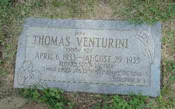 VENTURINI, THOMAS - Franklin County, Ohio   THOMAS VENTURINI - Ohio Gravestone Photos