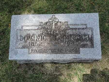 VLACANCICH, DOMINIC - Franklin County, Ohio | DOMINIC VLACANCICH - Ohio Gravestone Photos