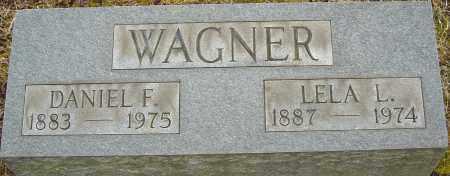 WAGNER, LELA L - Franklin County, Ohio | LELA L WAGNER - Ohio Gravestone Photos