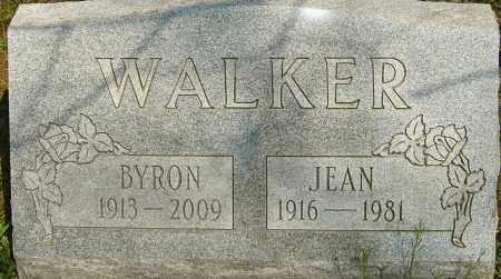 WALKER, BYRON - Franklin County, Ohio | BYRON WALKER - Ohio Gravestone Photos
