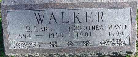 WALKER, DOROTHEA - Franklin County, Ohio | DOROTHEA WALKER - Ohio Gravestone Photos