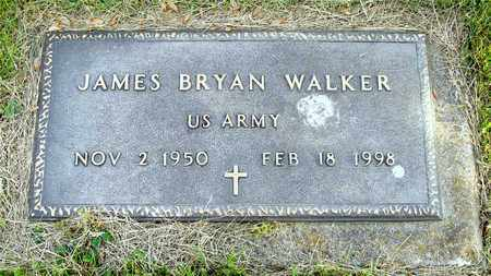 WALKER, JAMES BRYAN - Franklin County, Ohio | JAMES BRYAN WALKER - Ohio Gravestone Photos