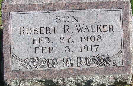 WALKER, ROBERT R - Franklin County, Ohio | ROBERT R WALKER - Ohio Gravestone Photos