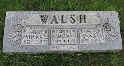 GOODIN WALSH, PAMELA R. - Franklin County, Ohio | PAMELA R. GOODIN WALSH - Ohio Gravestone Photos