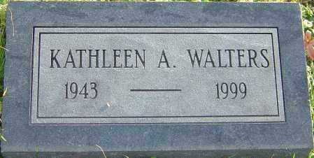 WALTERS, KATHLEEN - Franklin County, Ohio | KATHLEEN WALTERS - Ohio Gravestone Photos