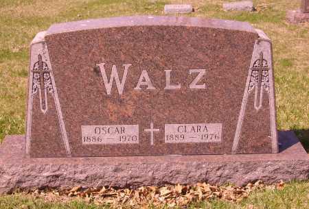 WALZ, OSCAR - Franklin County, Ohio | OSCAR WALZ - Ohio Gravestone Photos