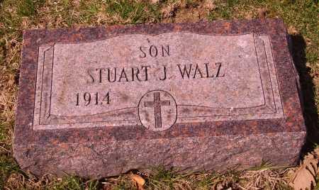 WALZ, STUART J. - Franklin County, Ohio | STUART J. WALZ - Ohio Gravestone Photos